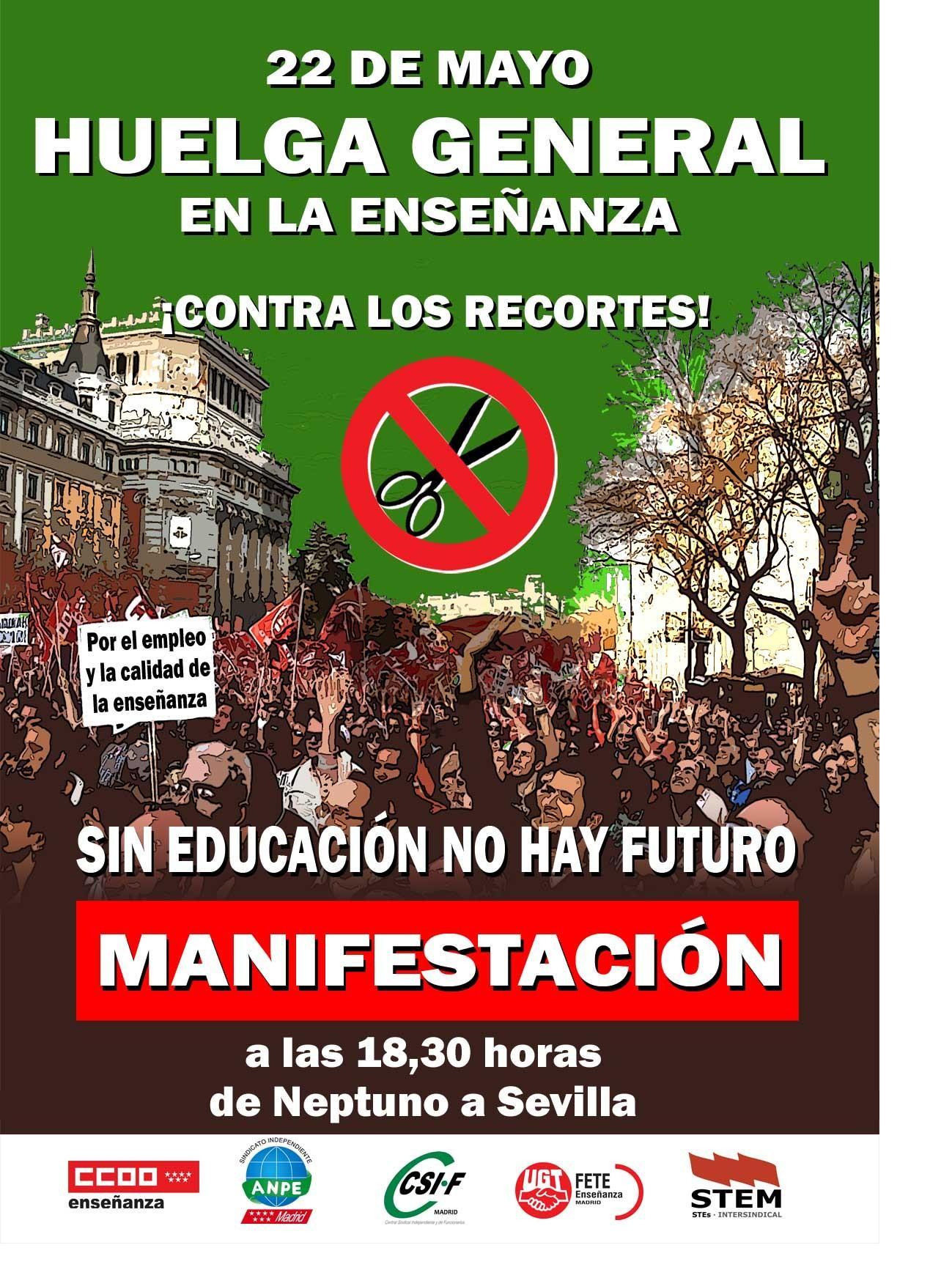 cartelHuelga22Mayo-web
